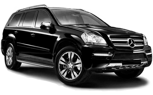 Rent a car Mercedes GL-class 2010 in Kyiv - Megarent
