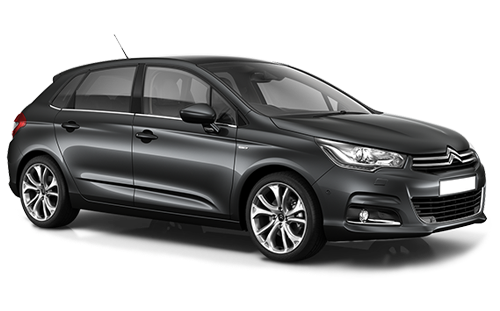 Car rental Citroen C4 2012 in Kiev - photo 1