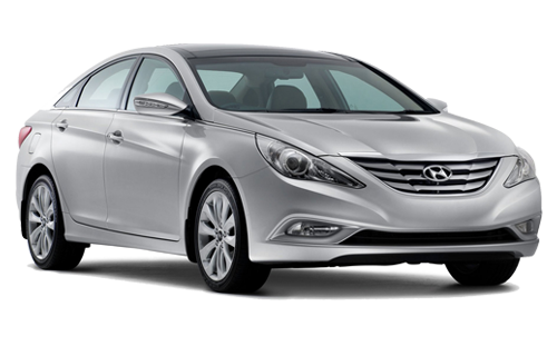Rent a car Hyundai Sonata 2013 in Kyiv - Megarent