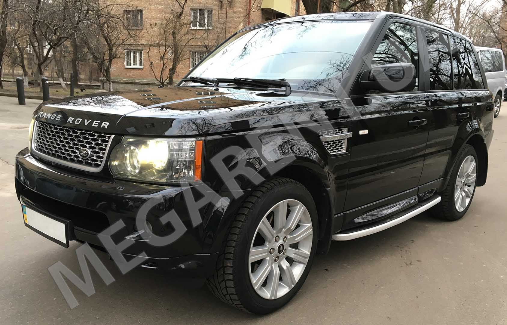 Car rental Land Rover Range Rover Sport 2010 in Kyiv - photo 2