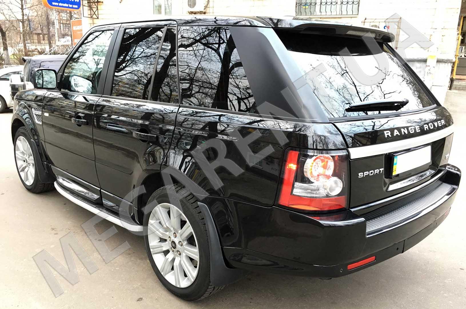 rent land rover range rover sport 2010 in kiev hire land. Black Bedroom Furniture Sets. Home Design Ideas