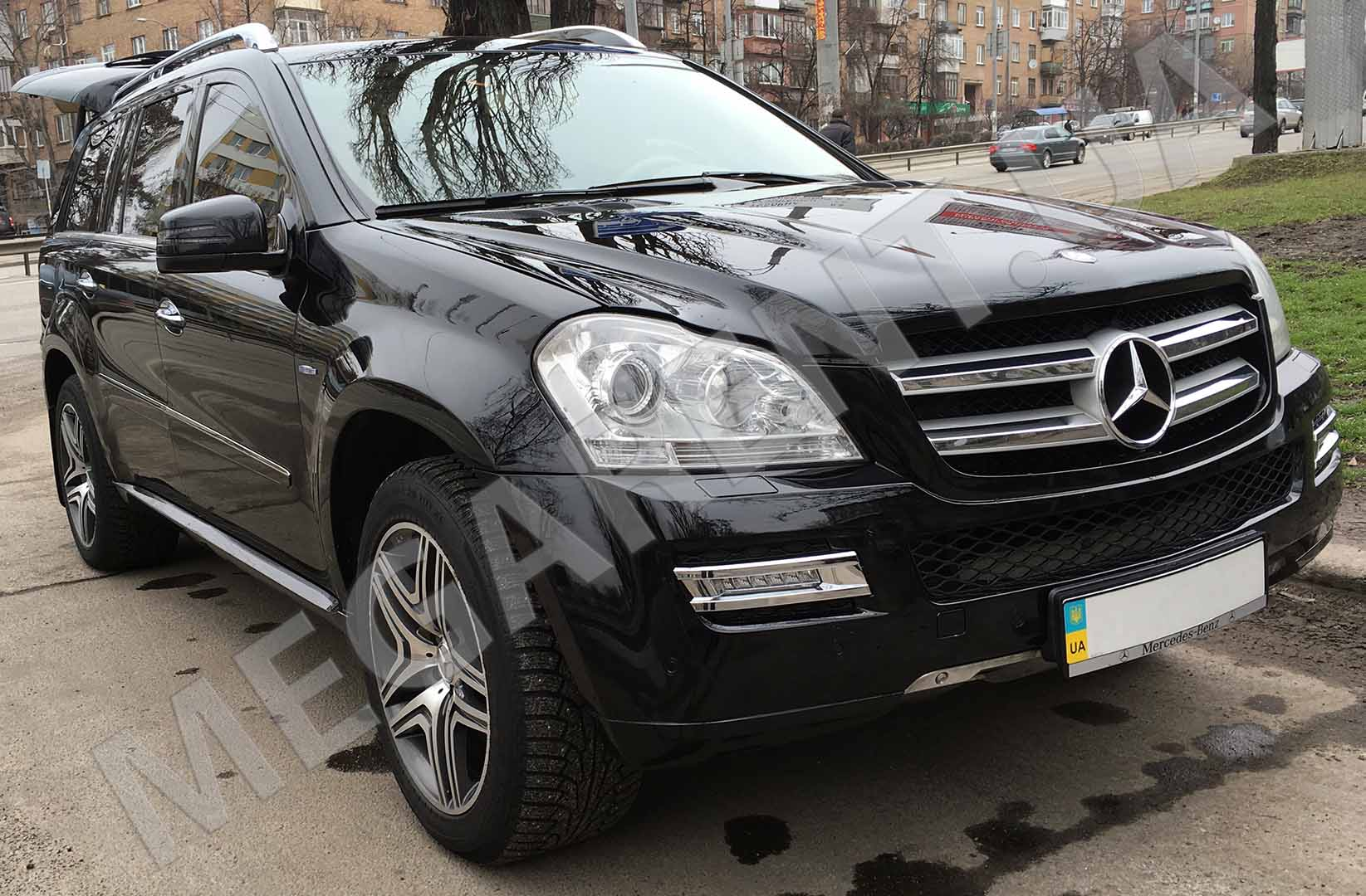 rent a car mercedes gl class diesel 2010 in kyiv rent. Black Bedroom Furniture Sets. Home Design Ideas