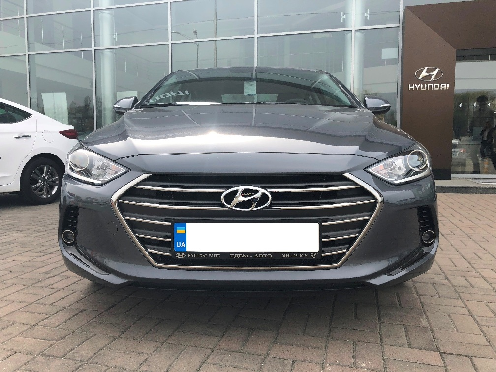 Car rental Hyundai Elantra 2018 in Kyiv - photo 6
