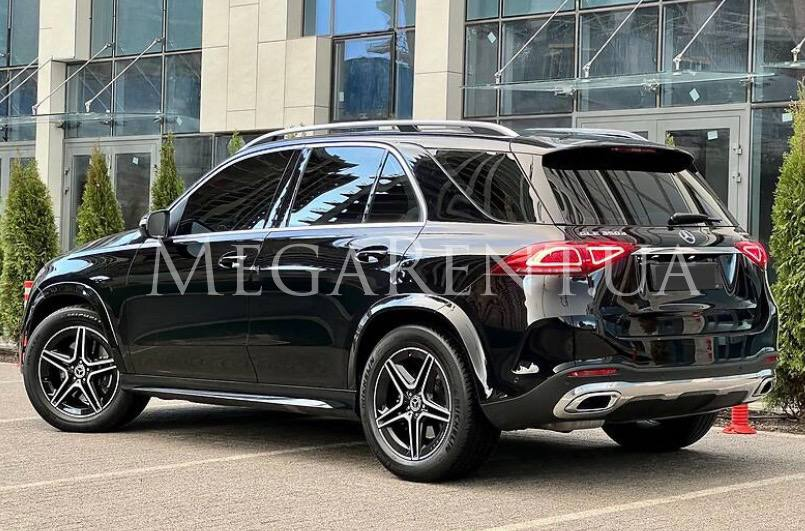 Car rental Mercedes Benz GL-class 2016 in Kyiv - photo 3