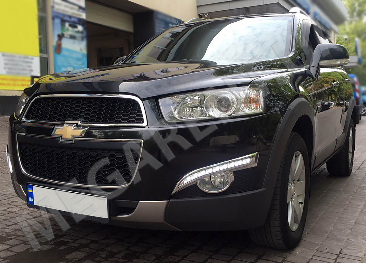 Car rental Chevrolet Captiva in Kyiv - photo 2