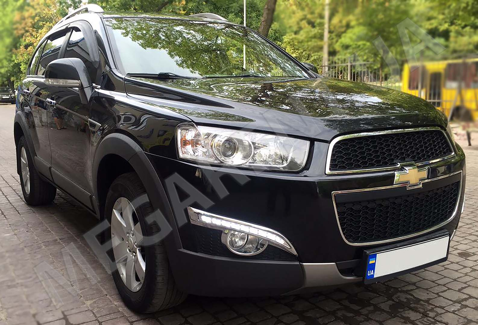 Car rental Chevrolet Captiva in Kyiv - photo 3