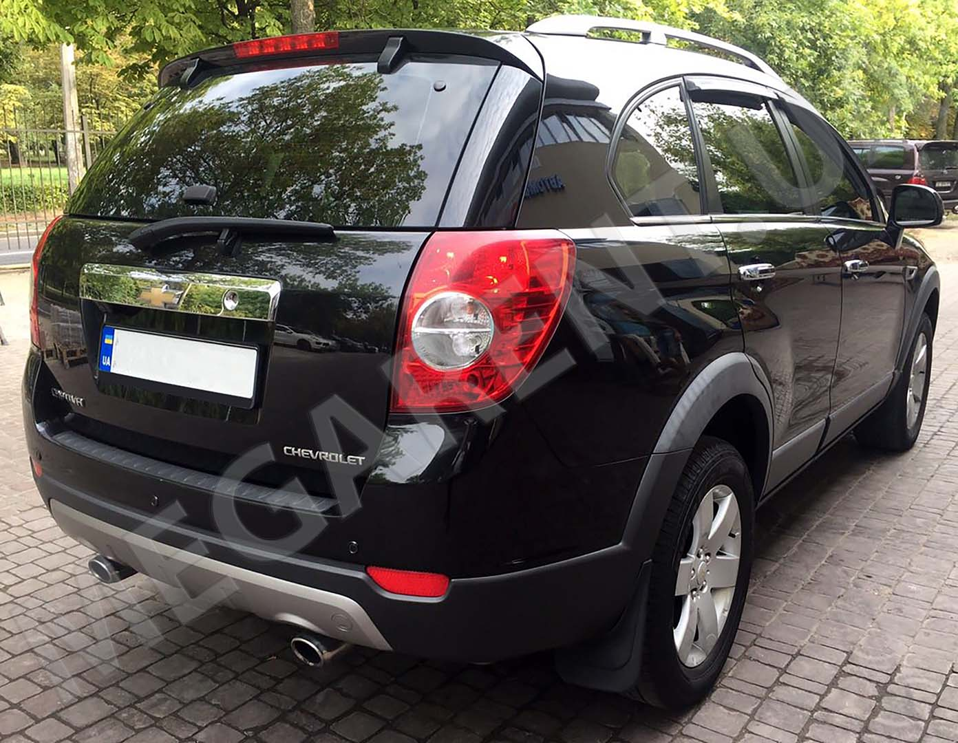 Car rental Chevrolet Captiva in Kyiv - photo 4