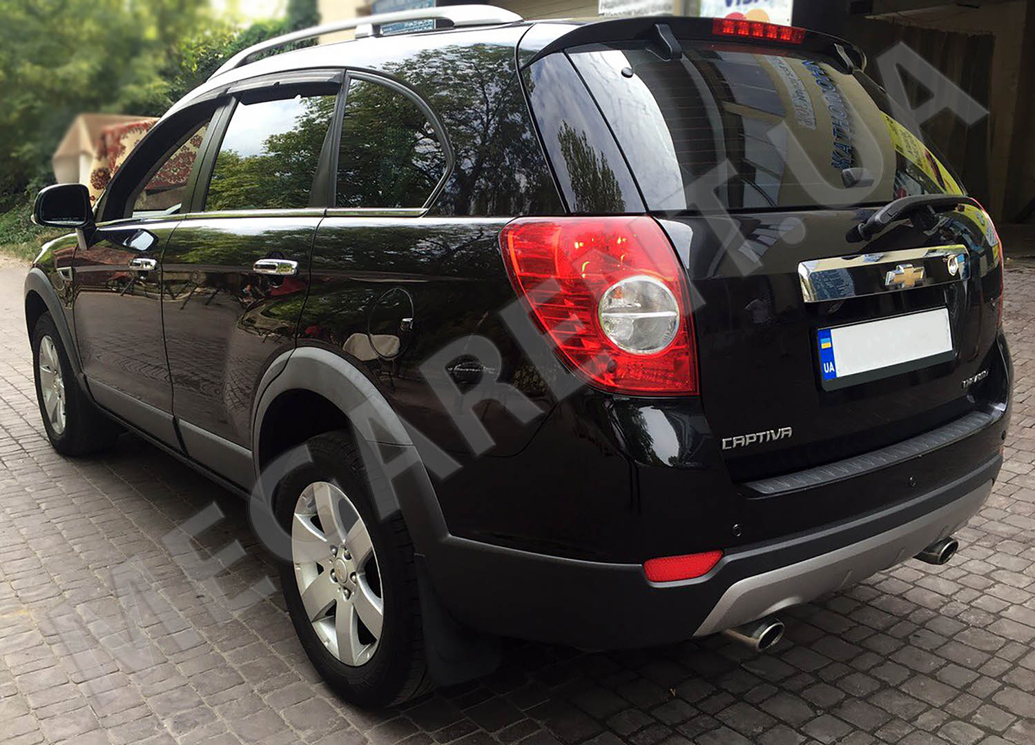 Car rental Chevrolet Captiva in Kyiv - photo 5