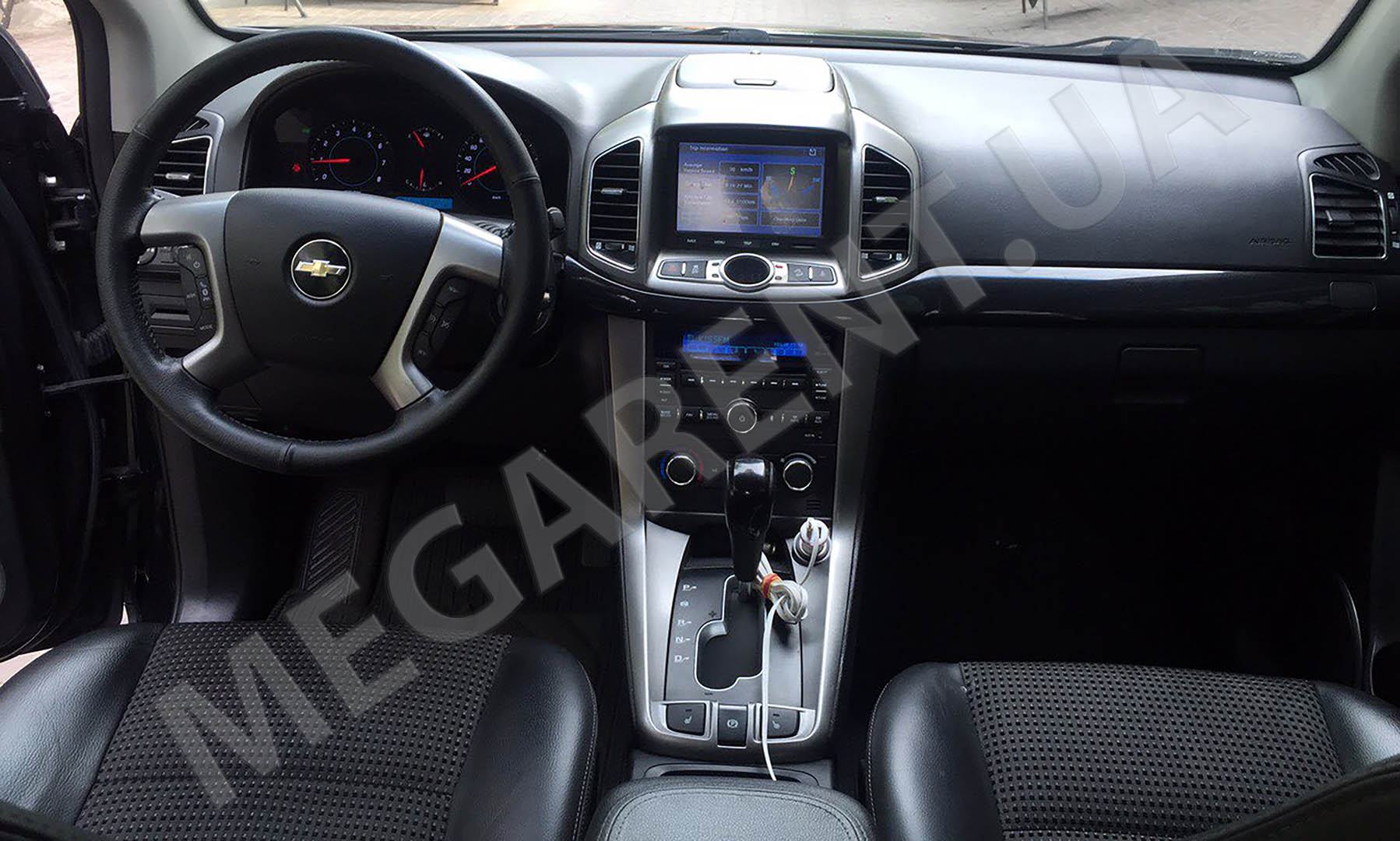 Car rental Chevrolet Captiva in Kyiv - photo 6