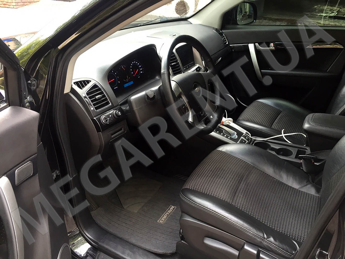 Car rental Chevrolet Captiva in Kyiv - photo 7