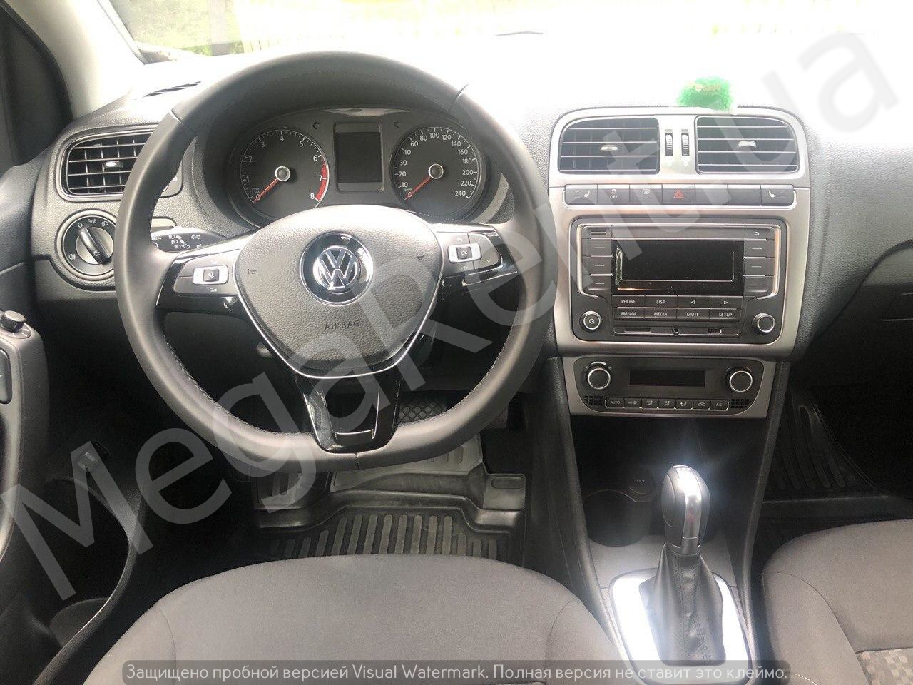 Car rental Volkswagen Polo sedan 2016 in Kyiv - photo 6