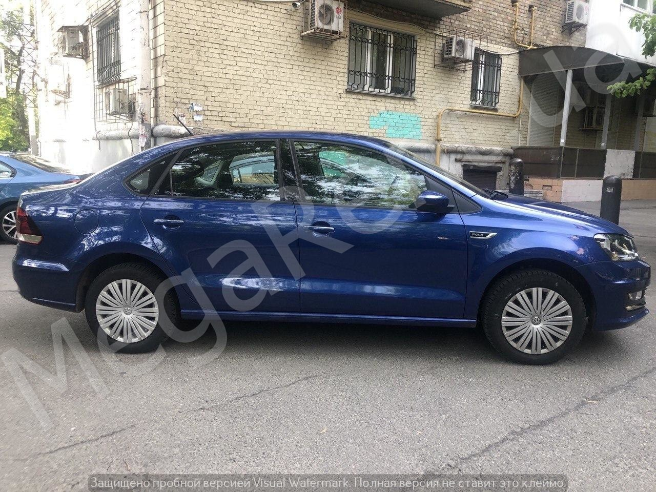 Car rental Volkswagen Polo sedan 2016 in Kyiv - photo 8