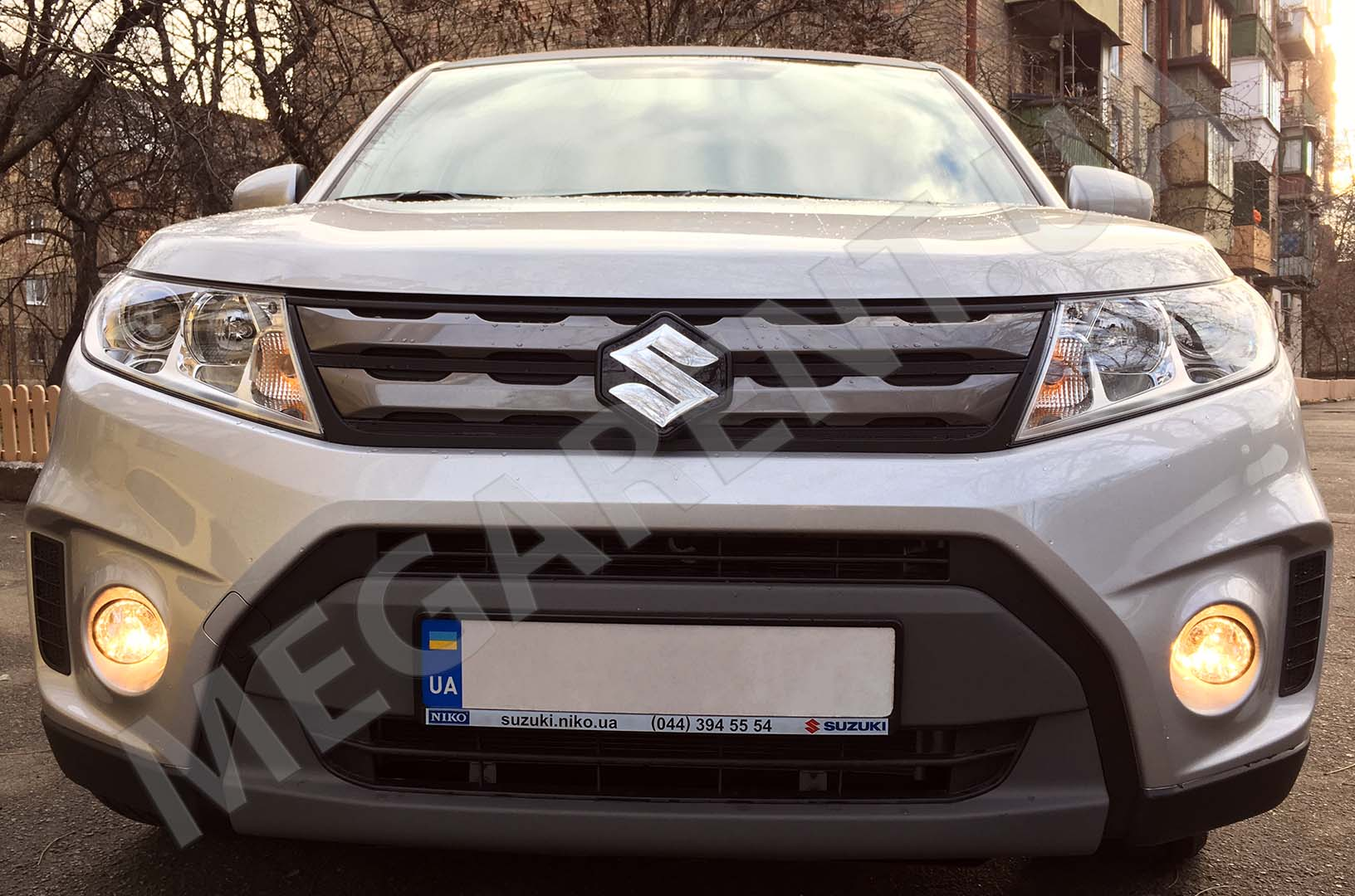 Car rental Suzuki Vitara 2017 in Kyiv - photo 2