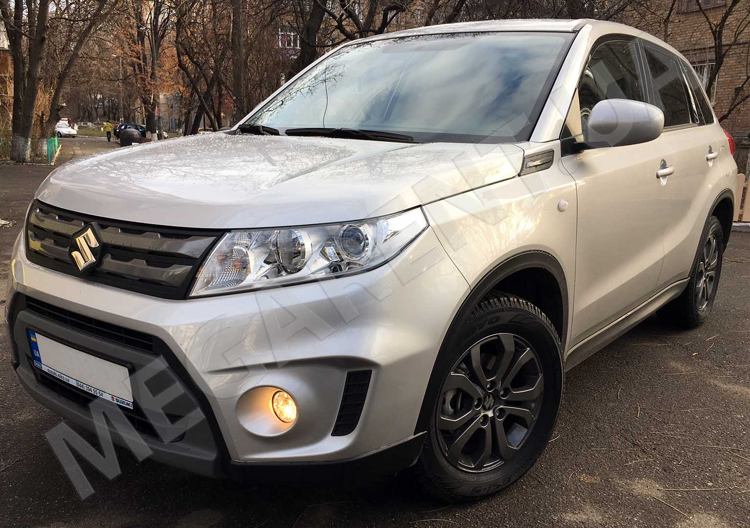 Car rental Suzuki Vitara 2017 in Kyiv - photo 3
