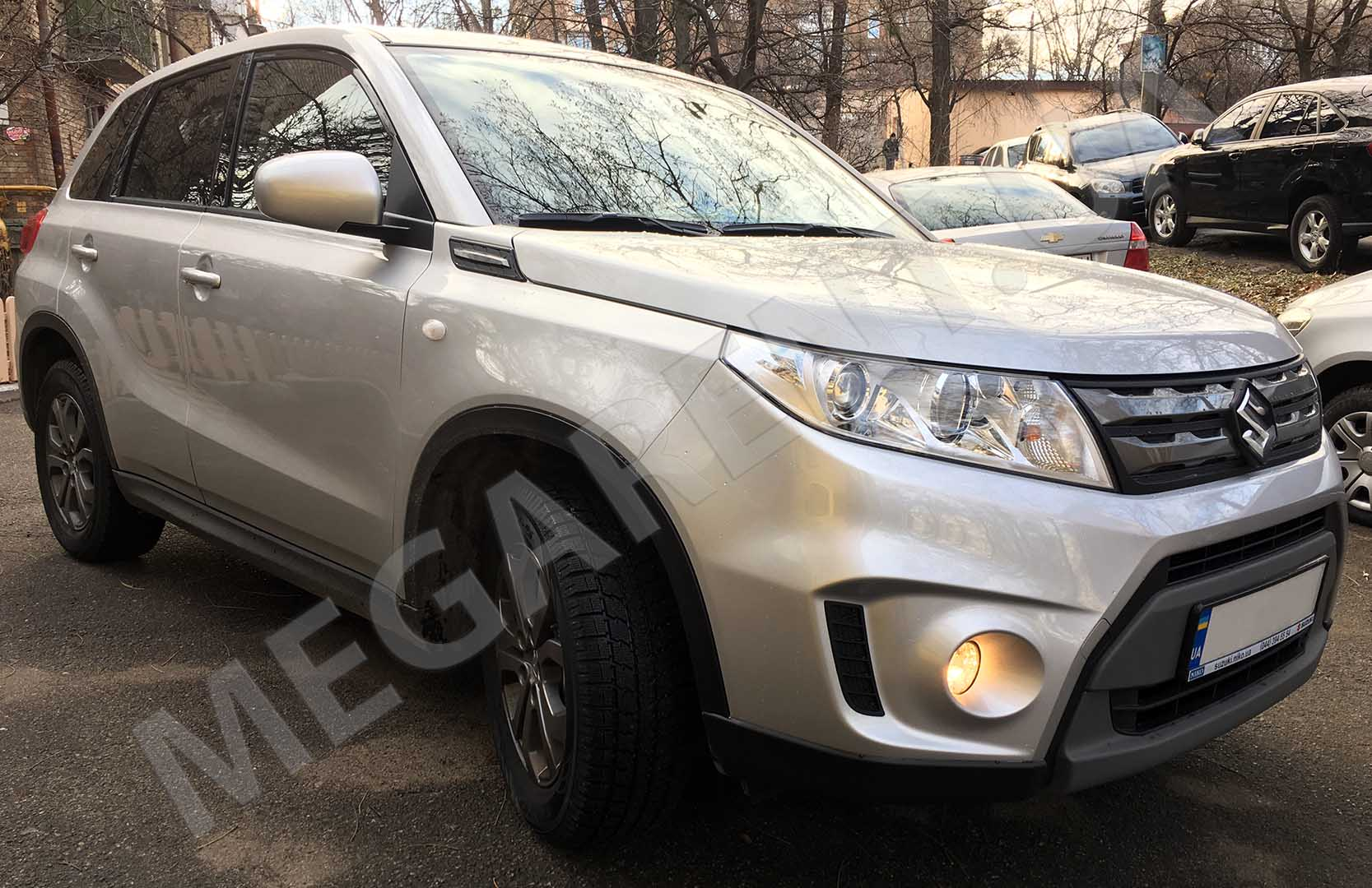 Car rental Suzuki Vitara 2017 in Kyiv - photo 4