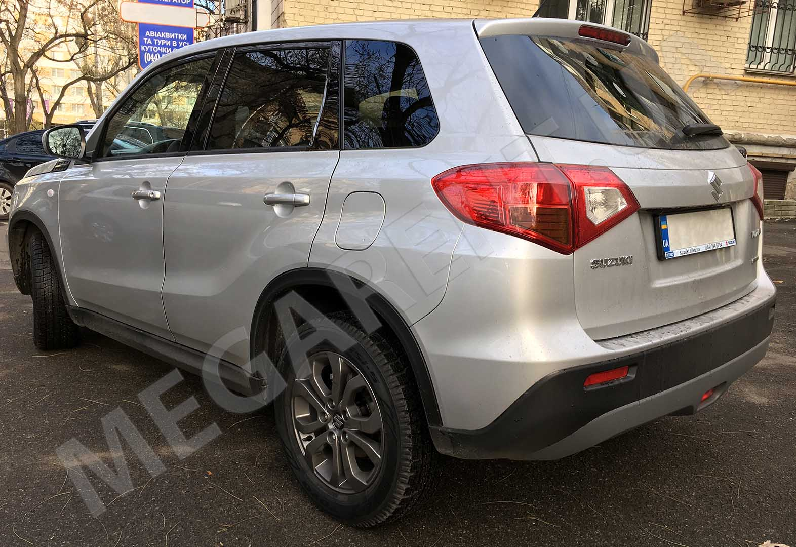 Car rental Suzuki Vitara 2017 in Kyiv - photo 6