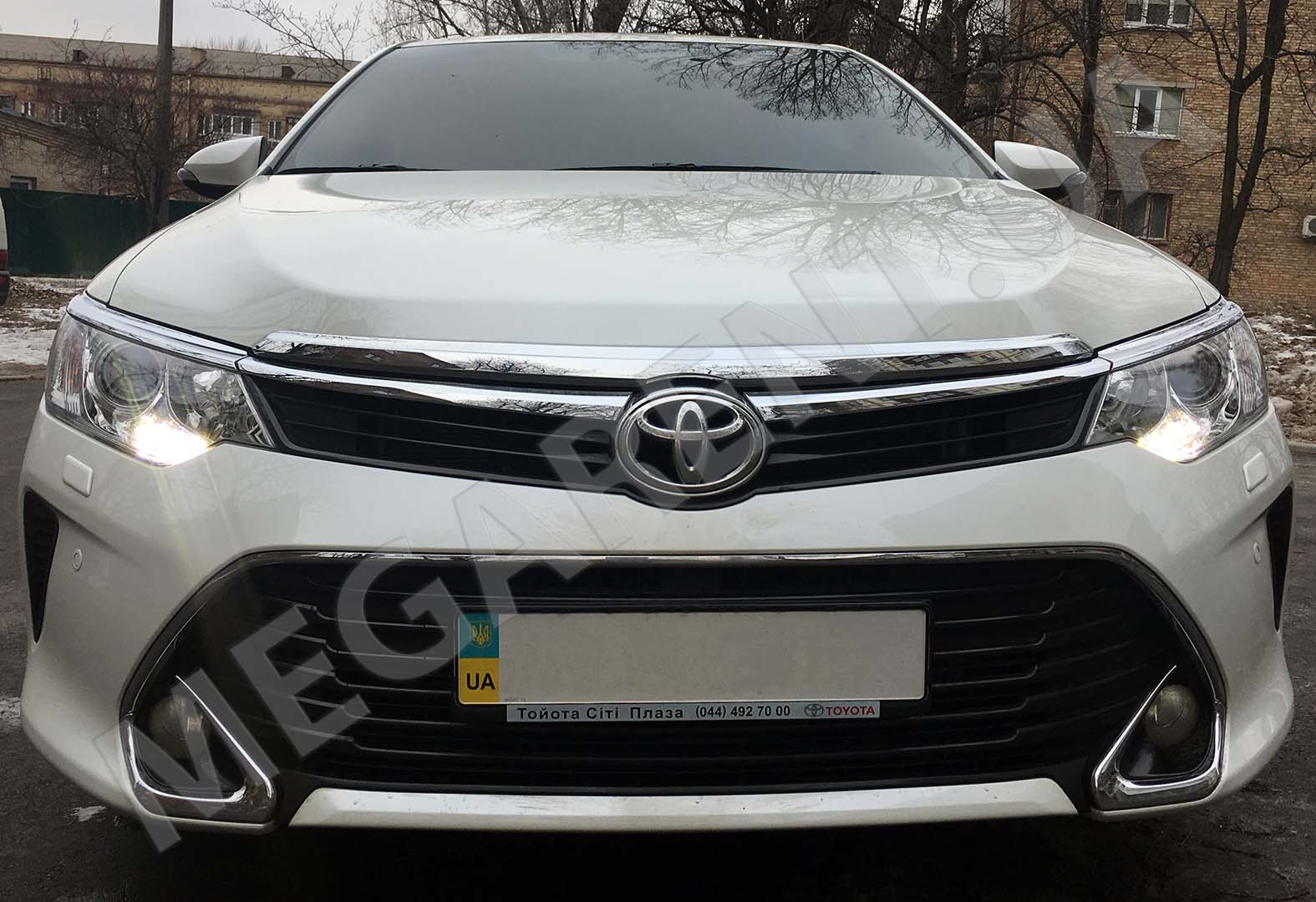 Car rental Toyota Camry XV60 - 2016 in Kyiv - photo 6