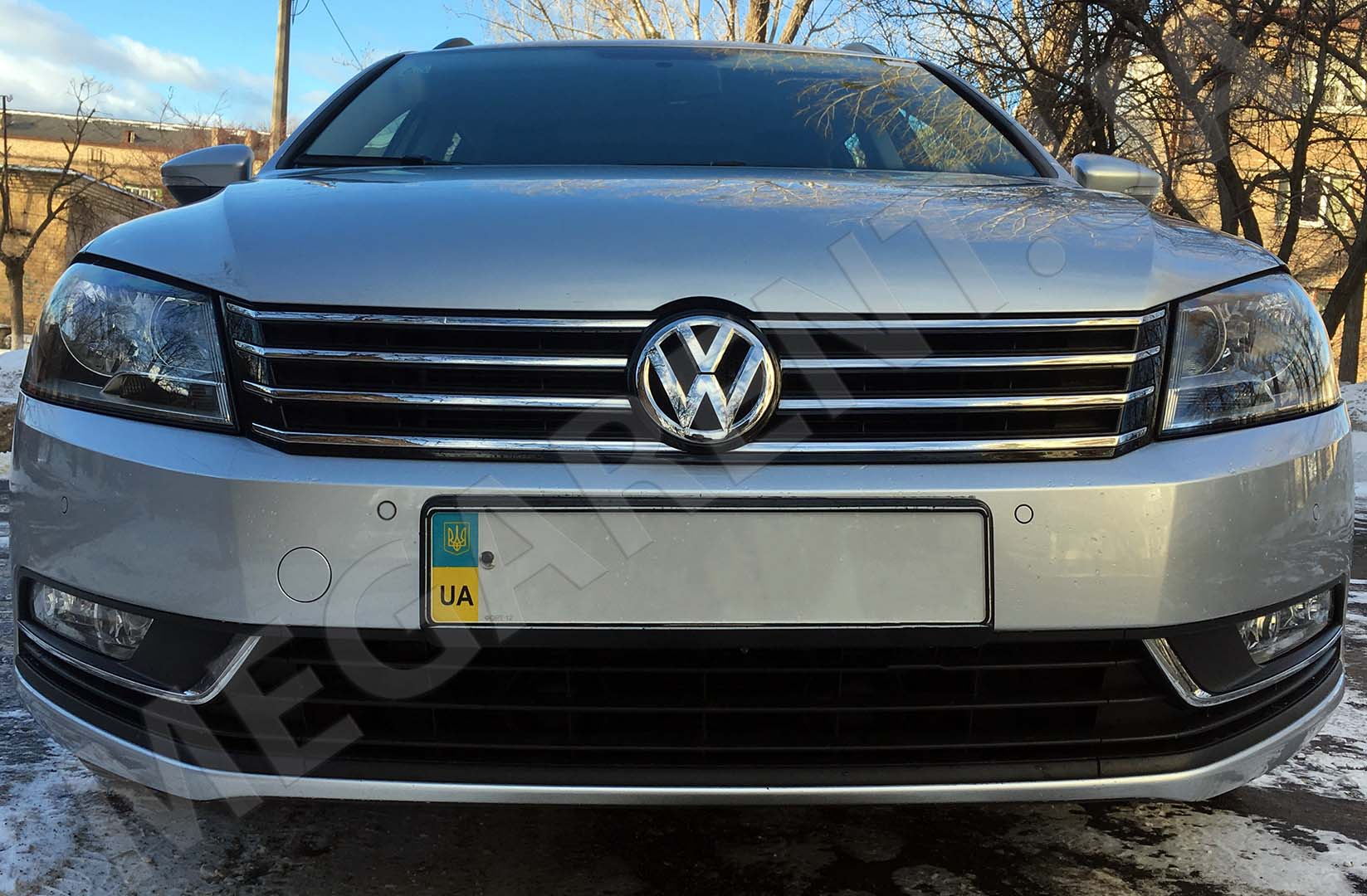 Car rental Volkswagen Passat (B7) Diesel 2013 in Kyiv - photo 6