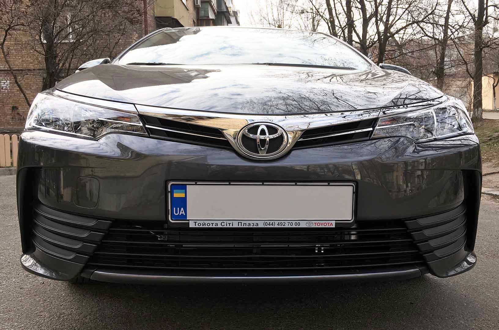 Car rental Toyota Corolla 2017 in Kyiv - photo 6