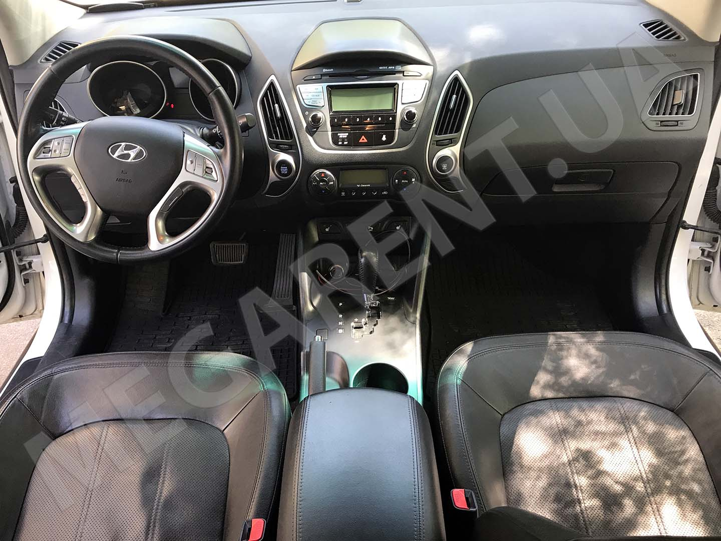 Car rental Hyundai ix35 in Kiev - photo 7
