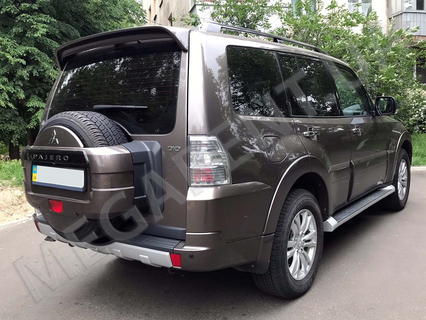 Car rental Mitsubishi Pajero Wagon 2014 in Kyiv - photo 4