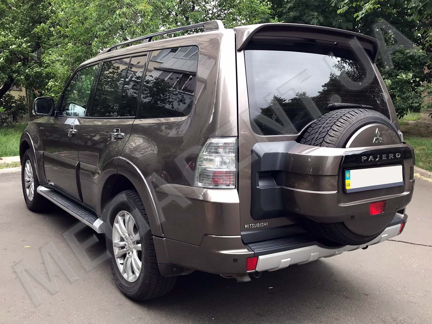 Car rental Mitsubishi Pajero Wagon 2014 in Kyiv - photo 5