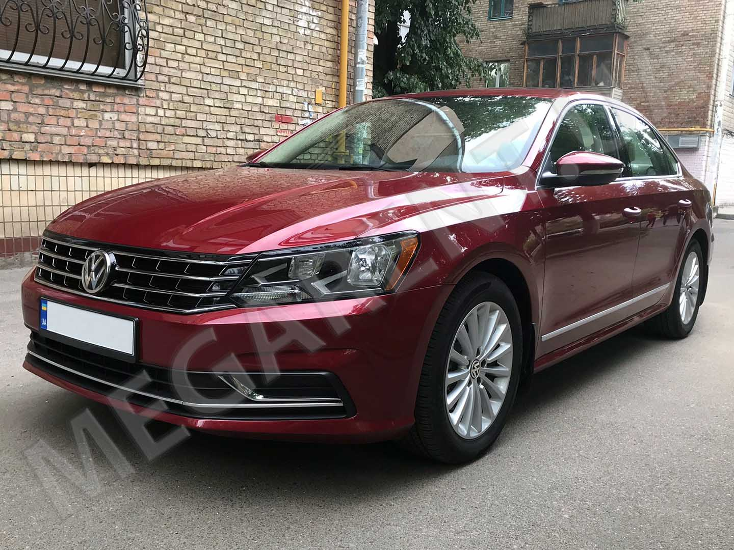 Car rental Volkswagen Passat B8 2016 in Kyiv - photo 2