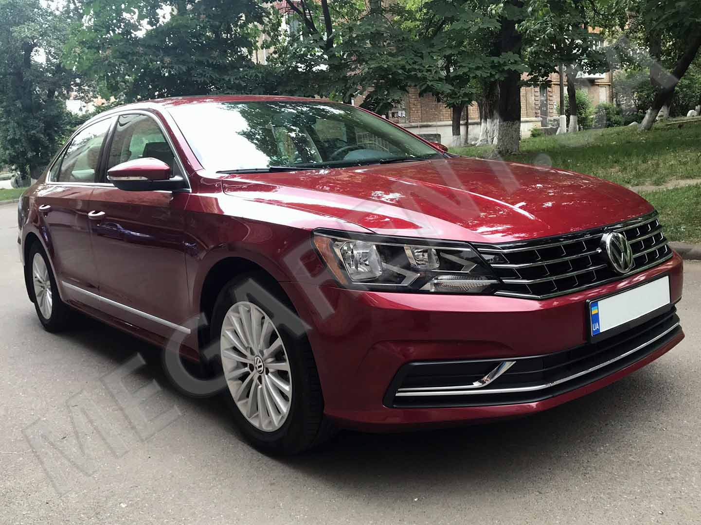 Car rental Volkswagen Passat B8 2016 in Kyiv - photo 3
