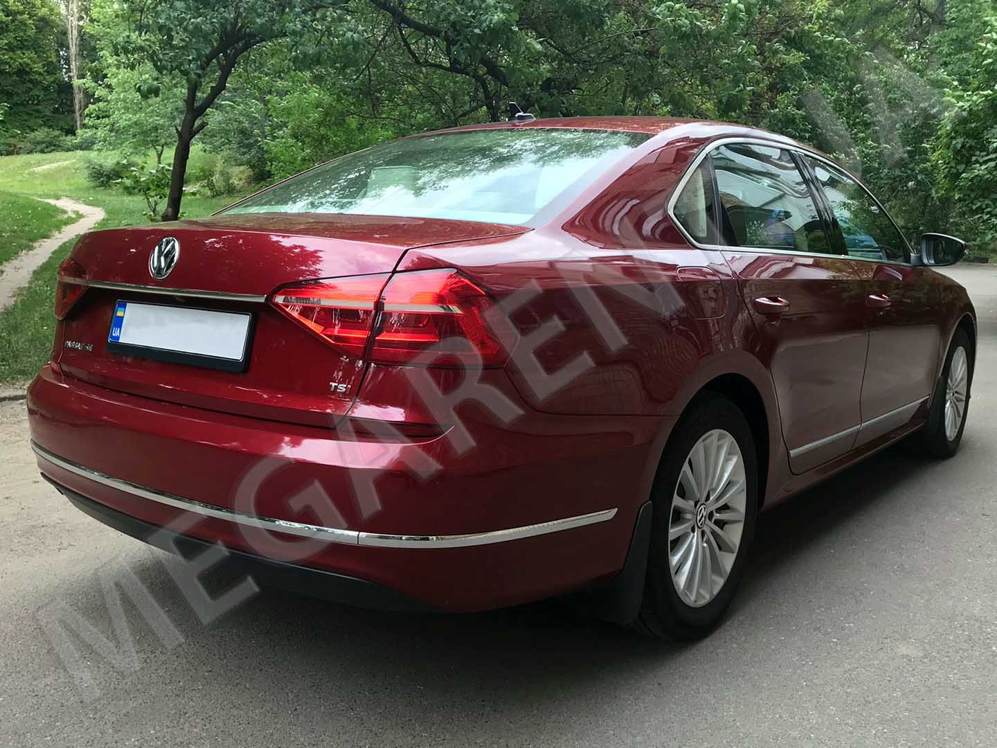 Car rental Volkswagen Passat B8 2016 in Kyiv - photo 4