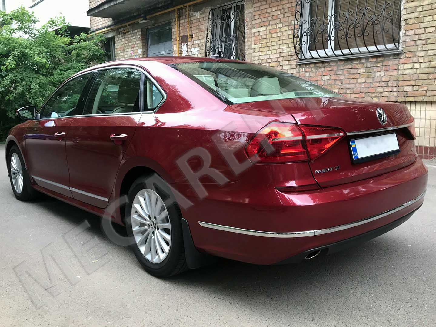 Car rental Volkswagen Passat B8 2016 in Kyiv - photo 5