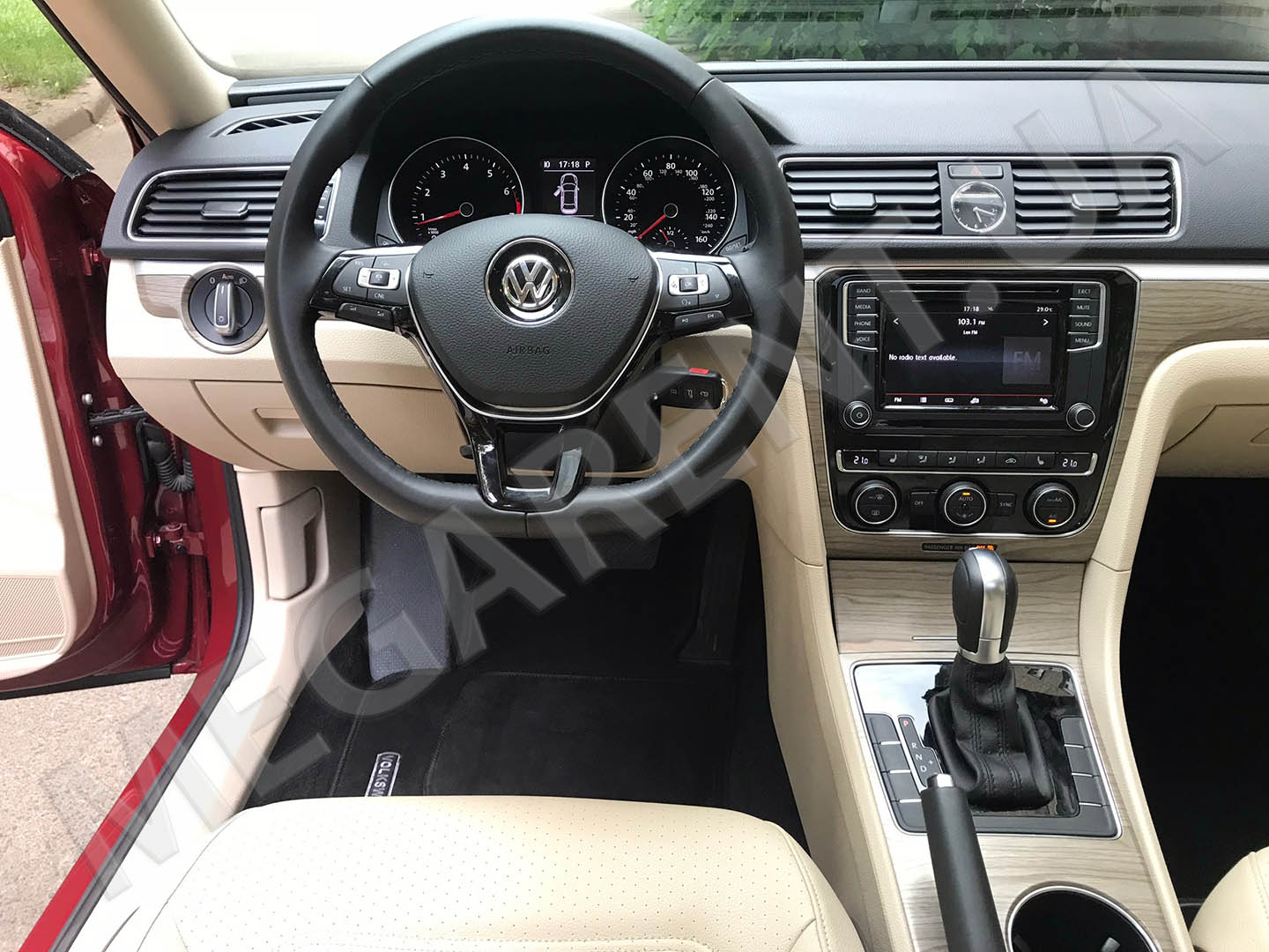 Car rental Volkswagen Passat B8 2016 in Kyiv - photo 6
