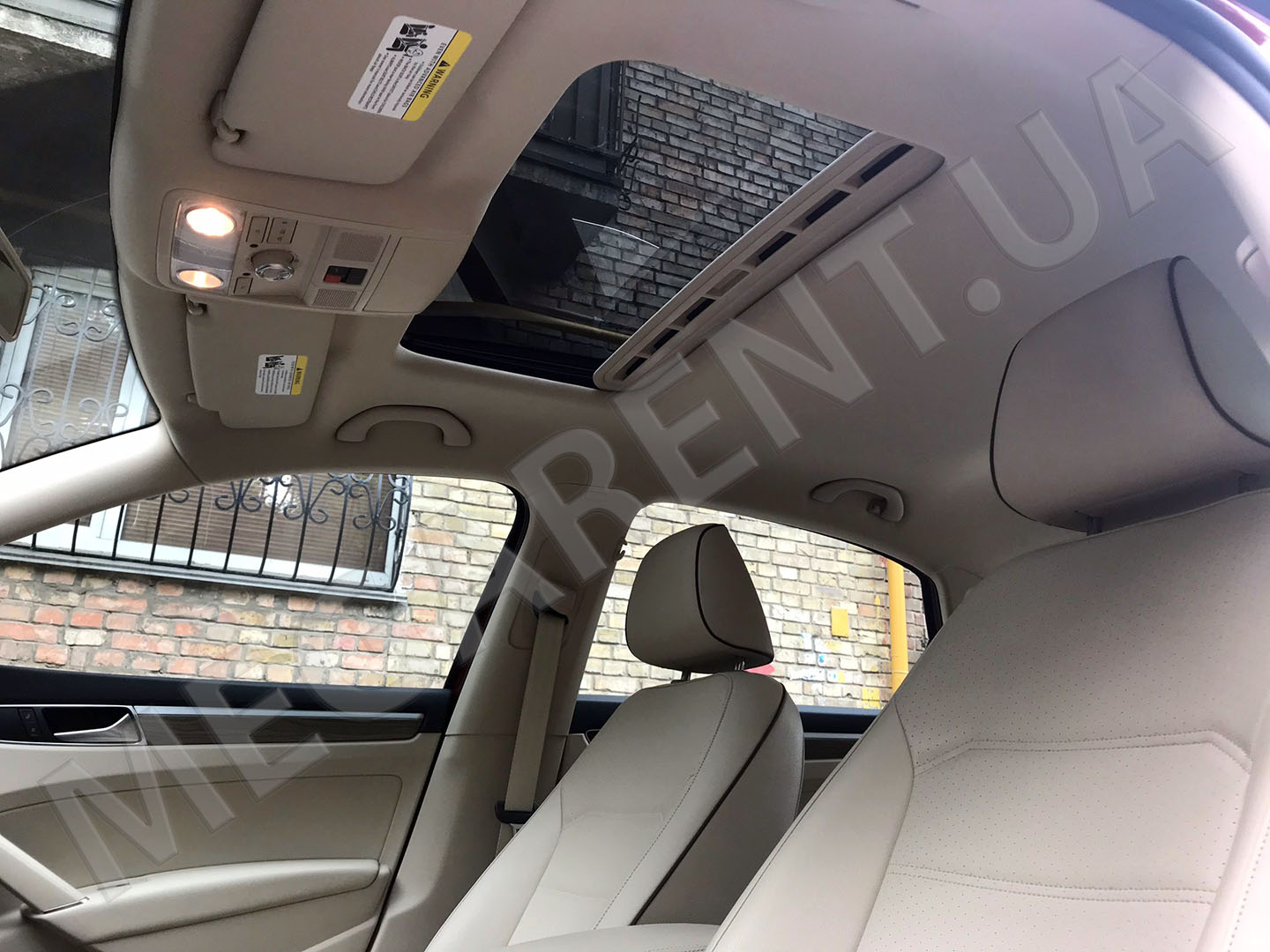 Car rental Volkswagen Passat B8 2016 in Kyiv - photo 9