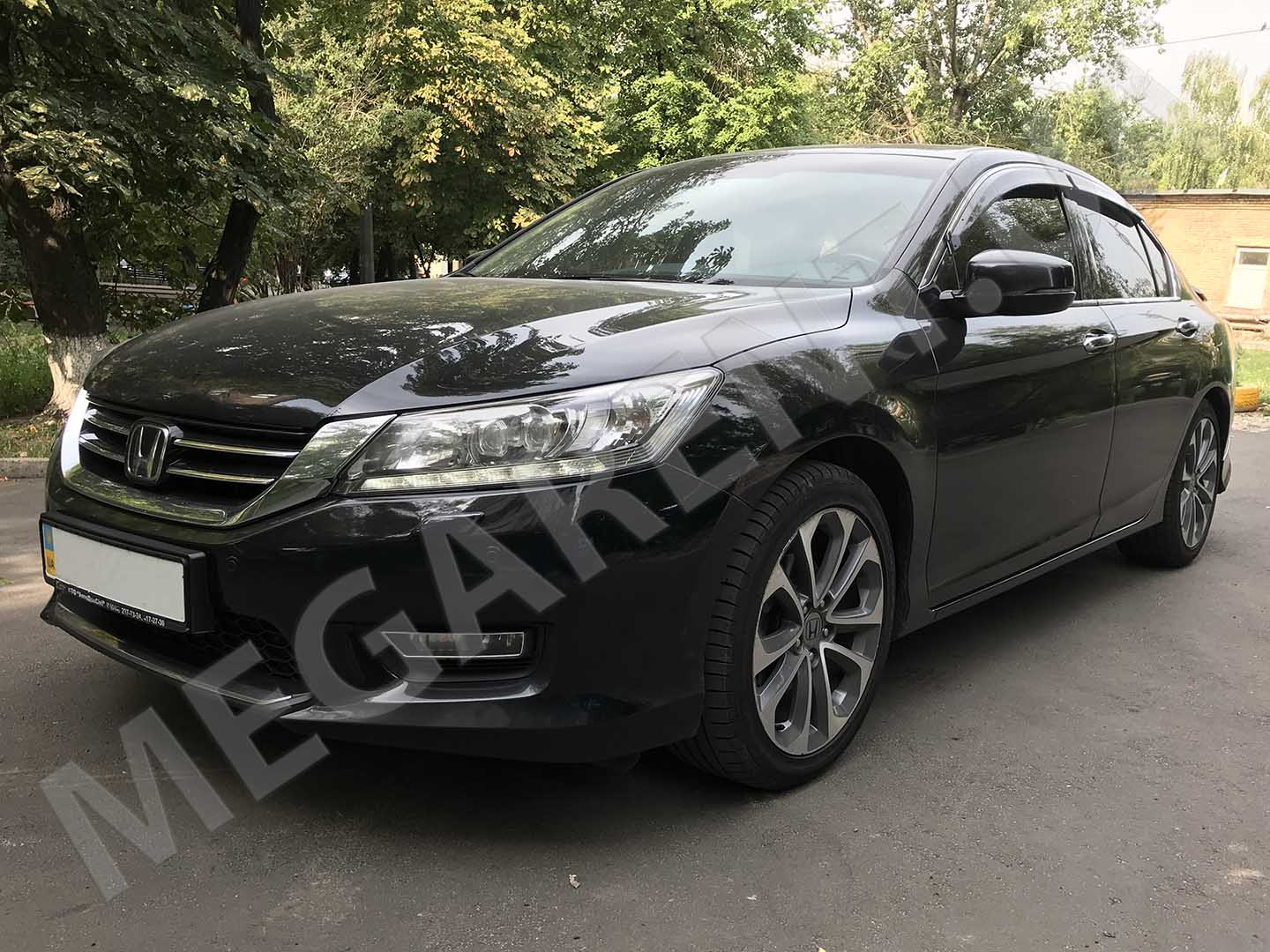 Прокат авто Honda Accord 2013 в Киеве - фото 2