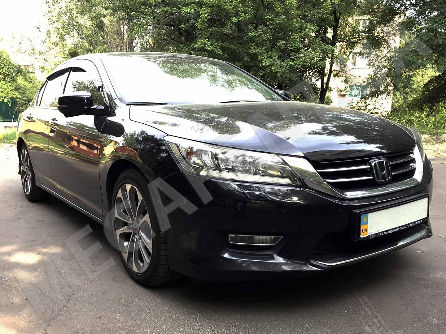 Прокат авто Honda Accord 2013 в Киеве - фото 3
