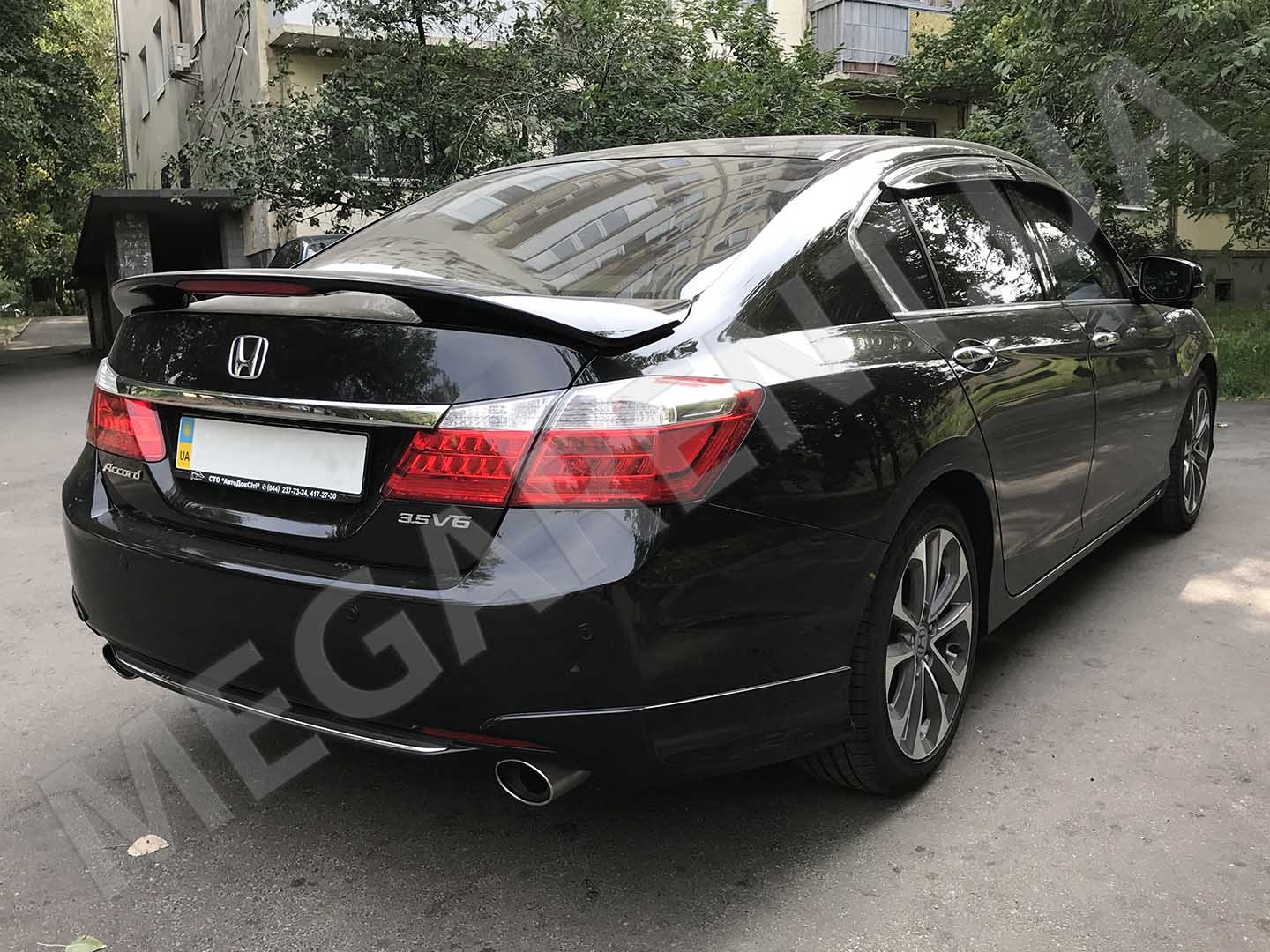 Прокат авто Honda Accord 2013 в Киеве - фото 4