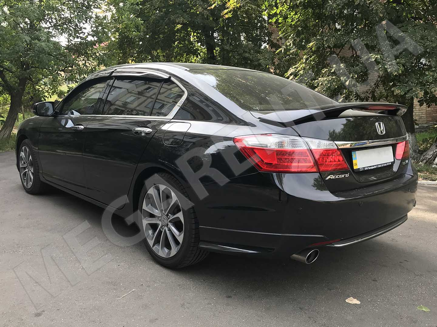 Прокат авто Honda Accord 2013 в Киеве - фото 5