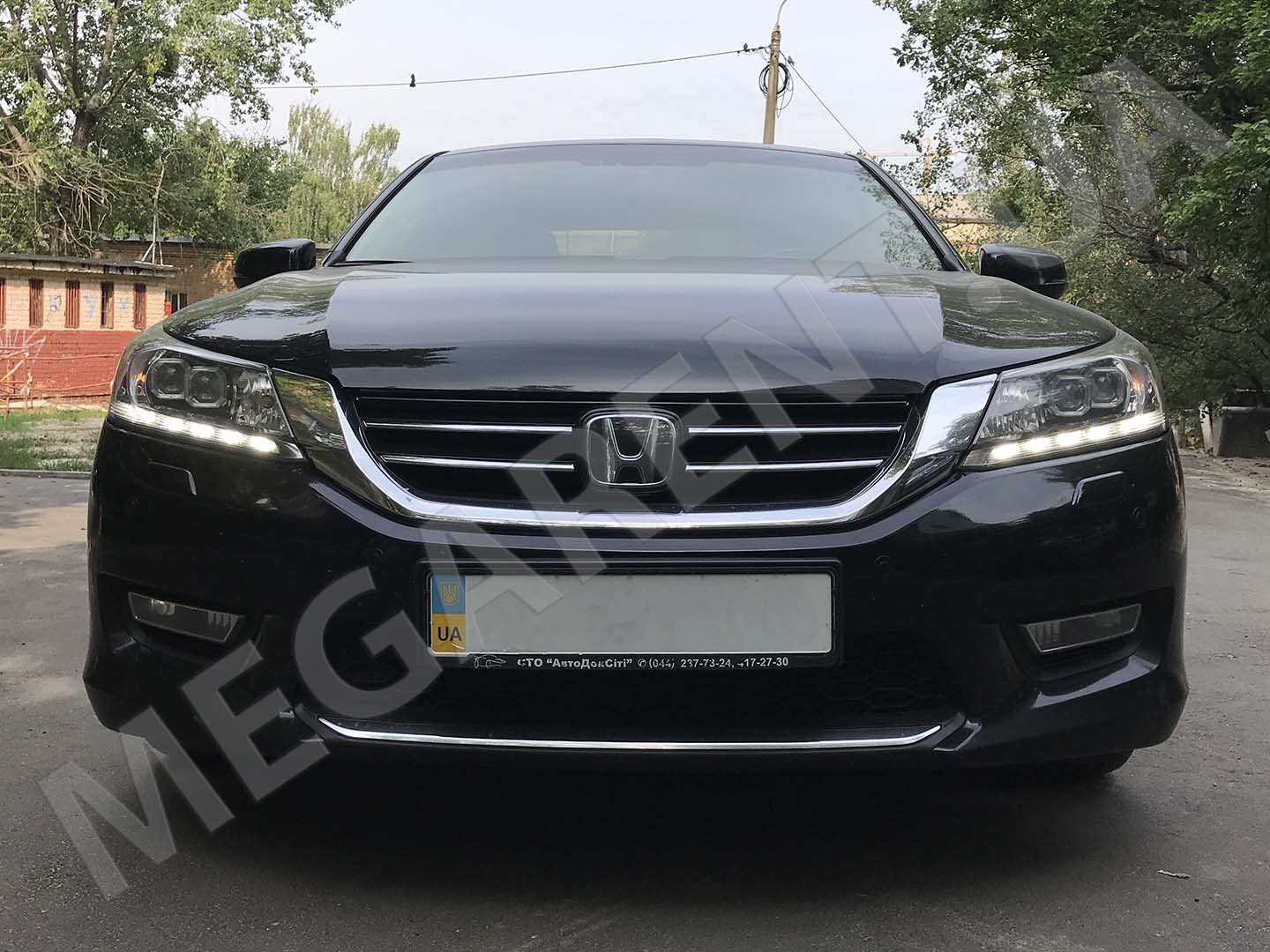 Прокат авто Honda Accord 2013 в Киеве - фото 6