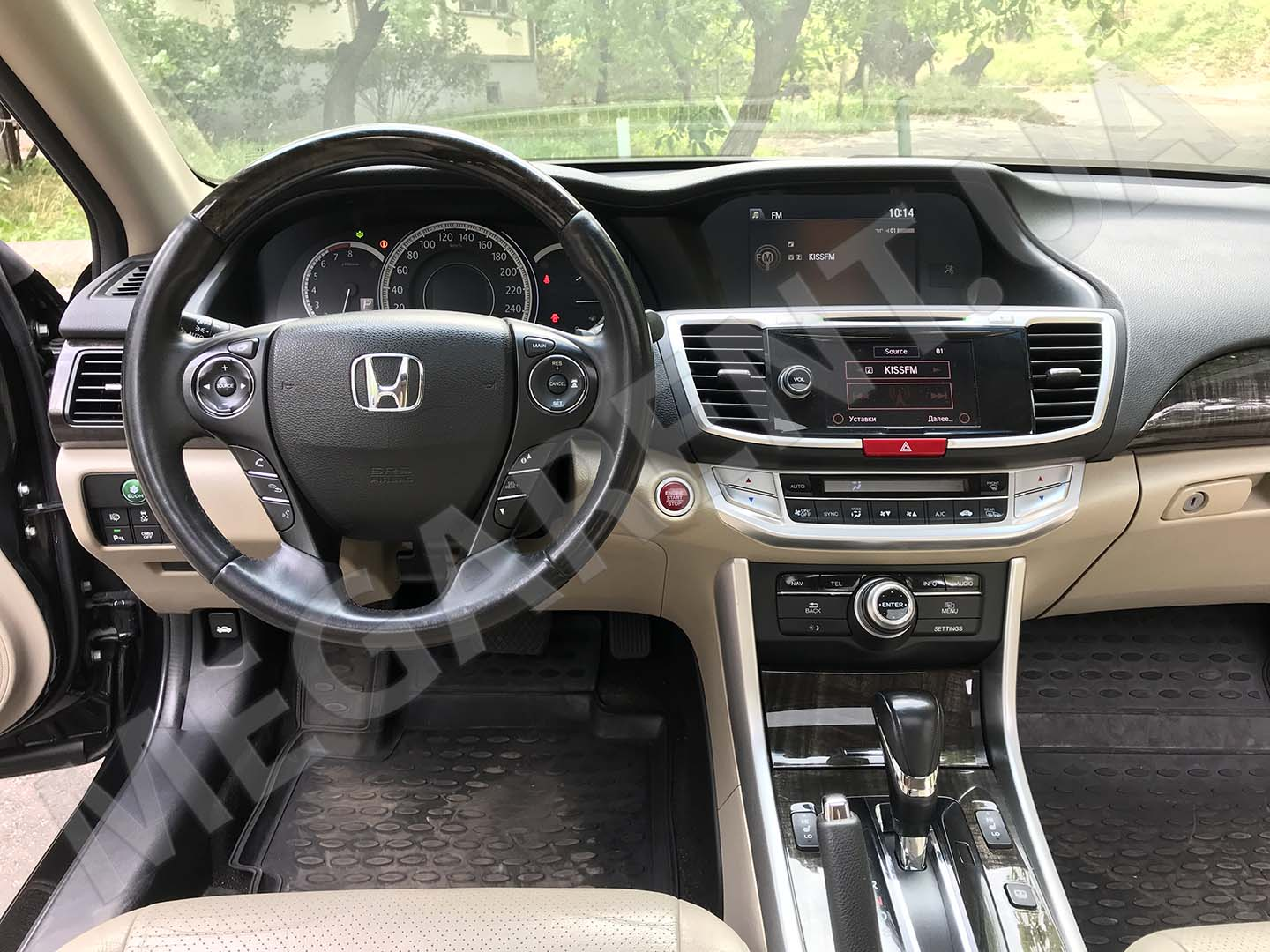 Прокат авто Honda Accord 2013 в Киеве - фото 7