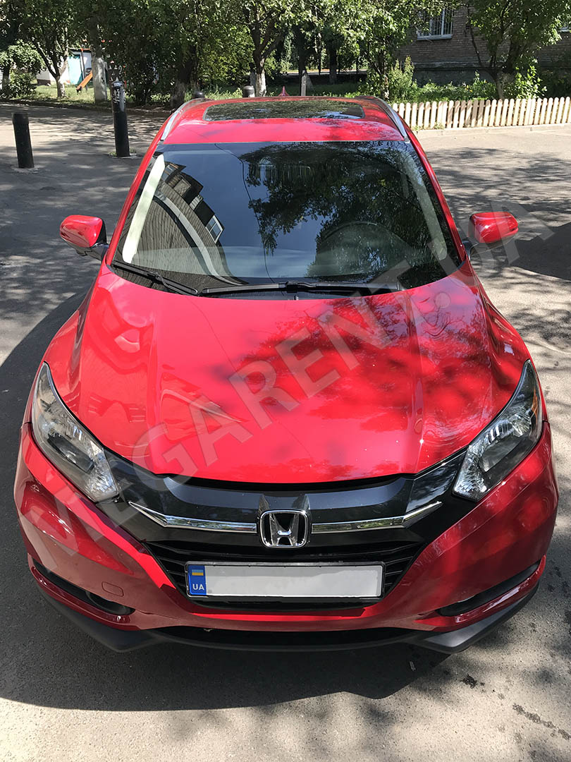 Car rental Honda HR-V 2016 in Kyiv - photo 6