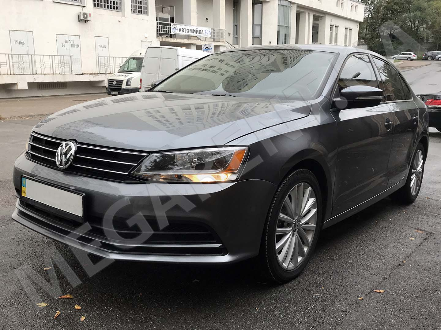 Car rental Volkswagen Jetta 2015 in Kyiv - photo 2