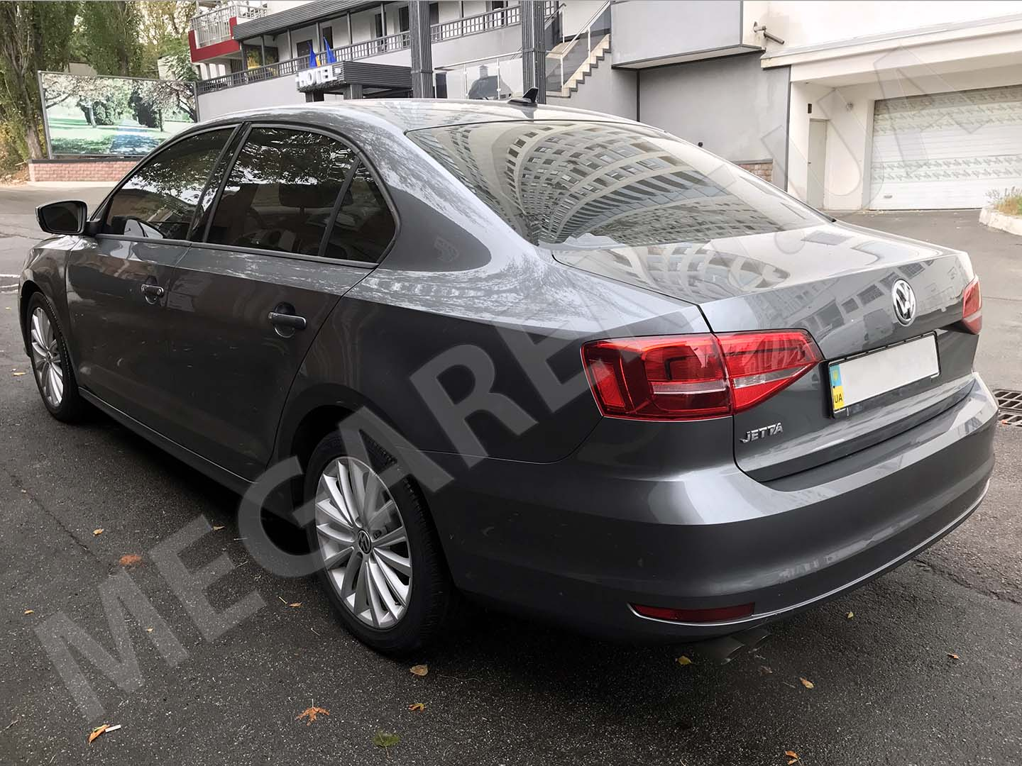 Car rental Volkswagen Jetta 2015 in Kyiv - photo 5