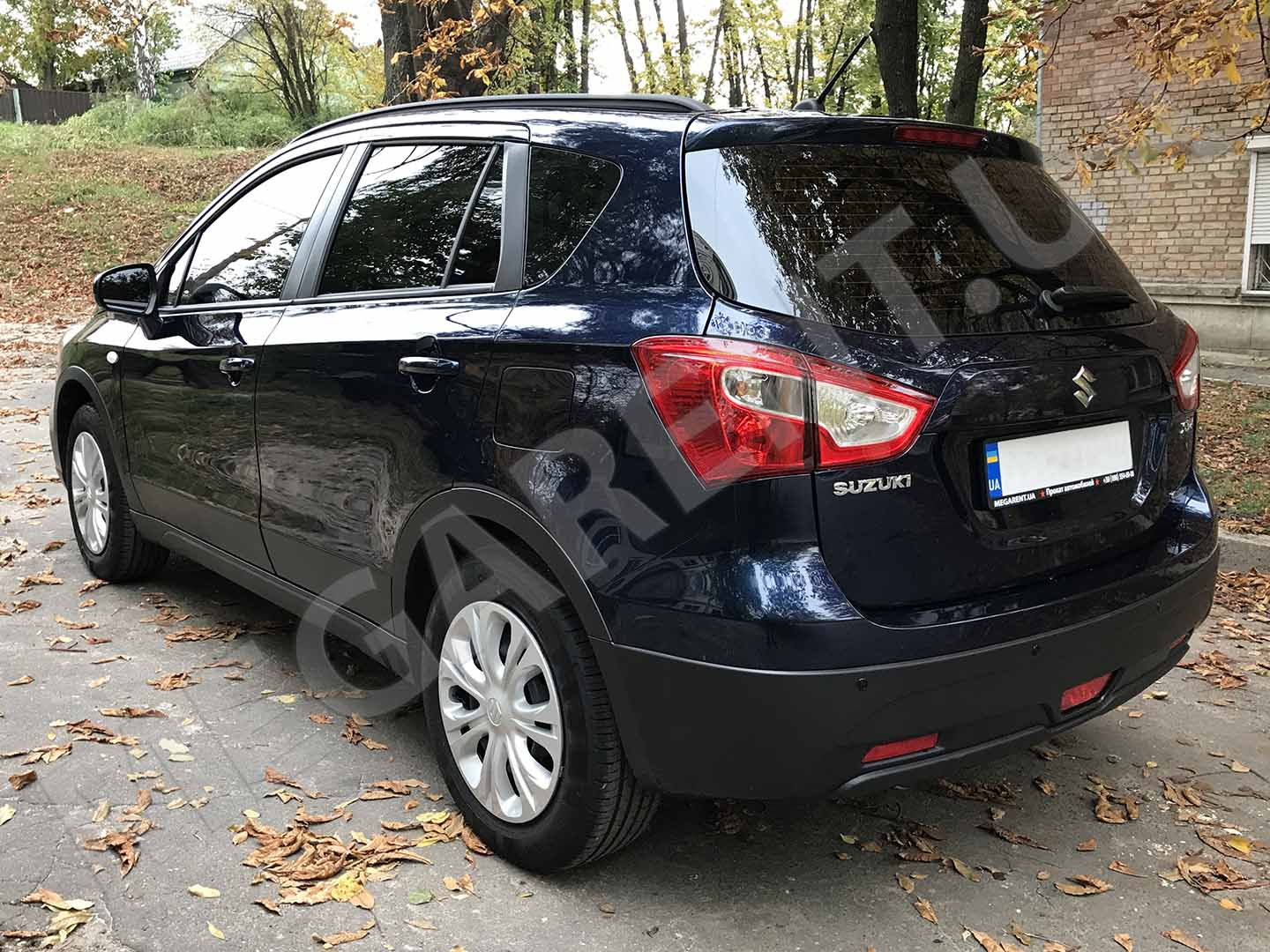 Car rental Suzuki SX4 2017 in Kyiv - photo 5
