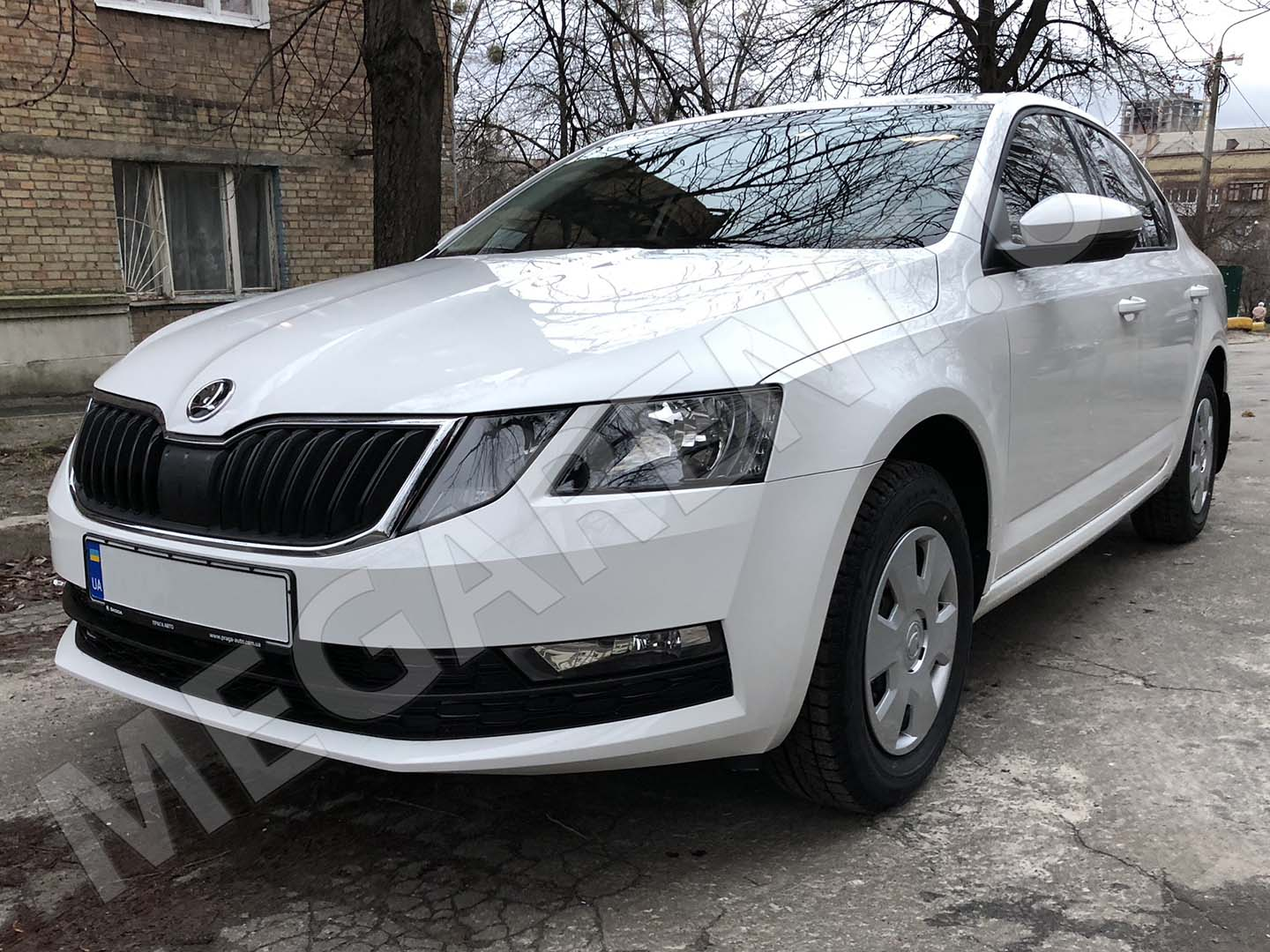 Car rental Skoda Octavia A7 NEW 2017 in Kyiv - photo 2