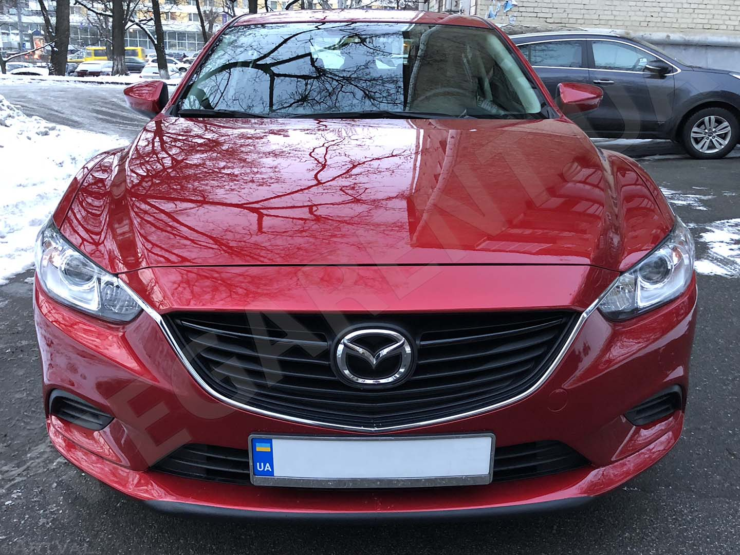 Car rental Mazda 6 - 2016 in Kyiv - photo 6