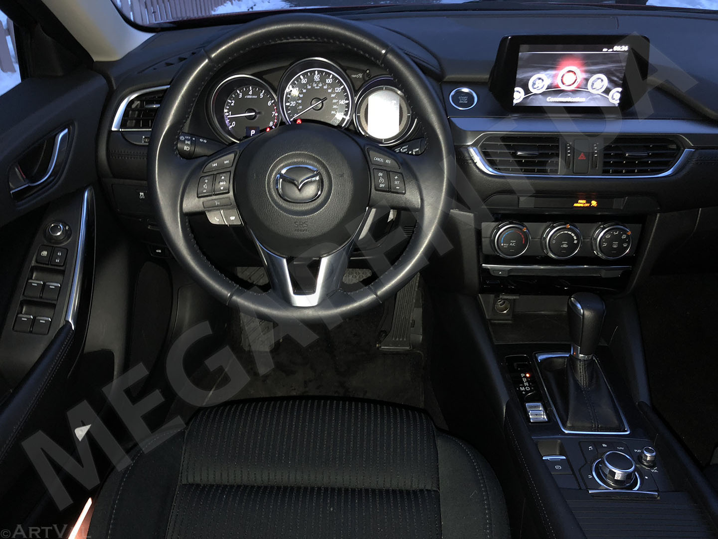 Car rental Mazda 6 - 2016 in Kyiv - photo 7