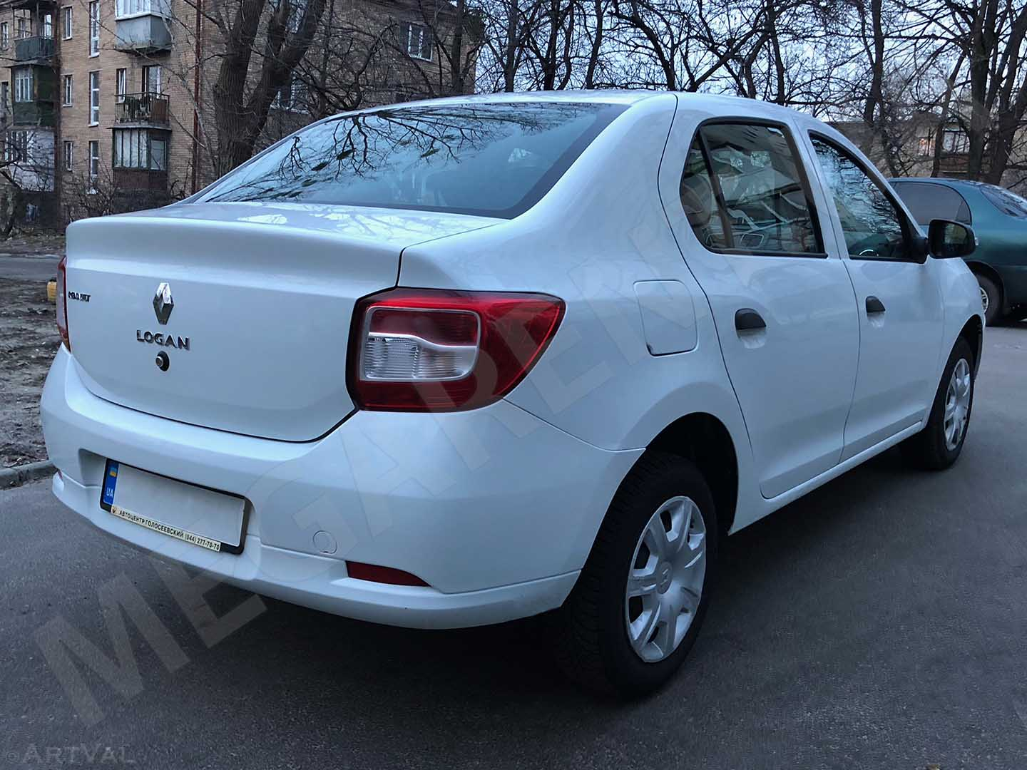 Car rental Renault Logan 2014 in Kyiv - photo 4