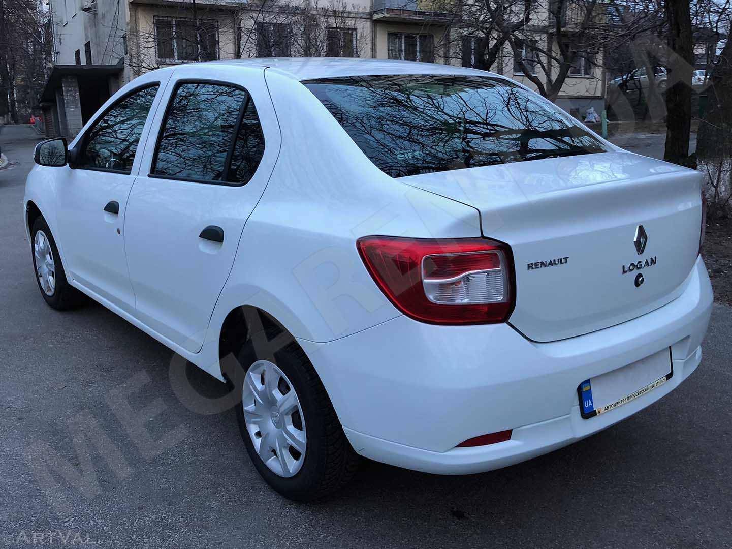 Car rental Renault Logan 2014 in Kyiv - photo 5
