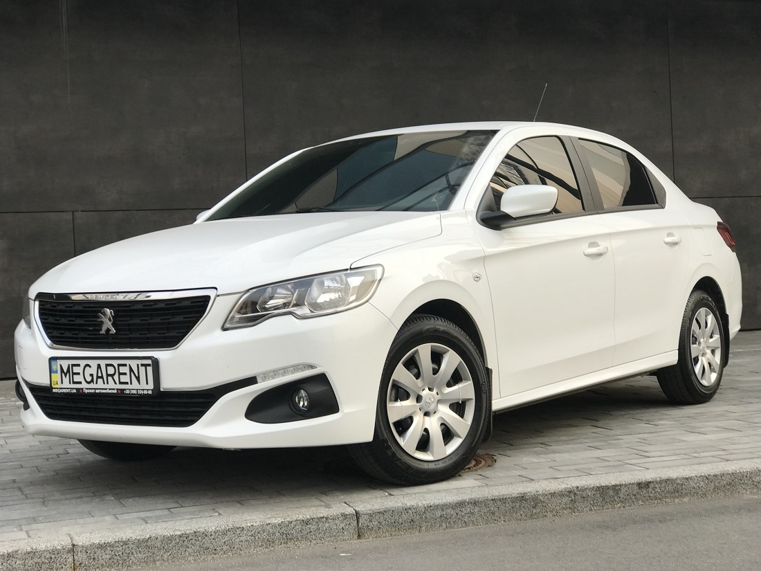 Car rental Peugeot 301 - 2019 in Kyiv - photo 3