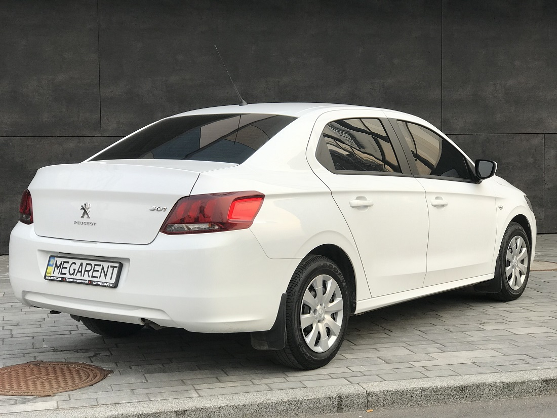 Car rental Peugeot 301 - 2019 in Kyiv - photo 9