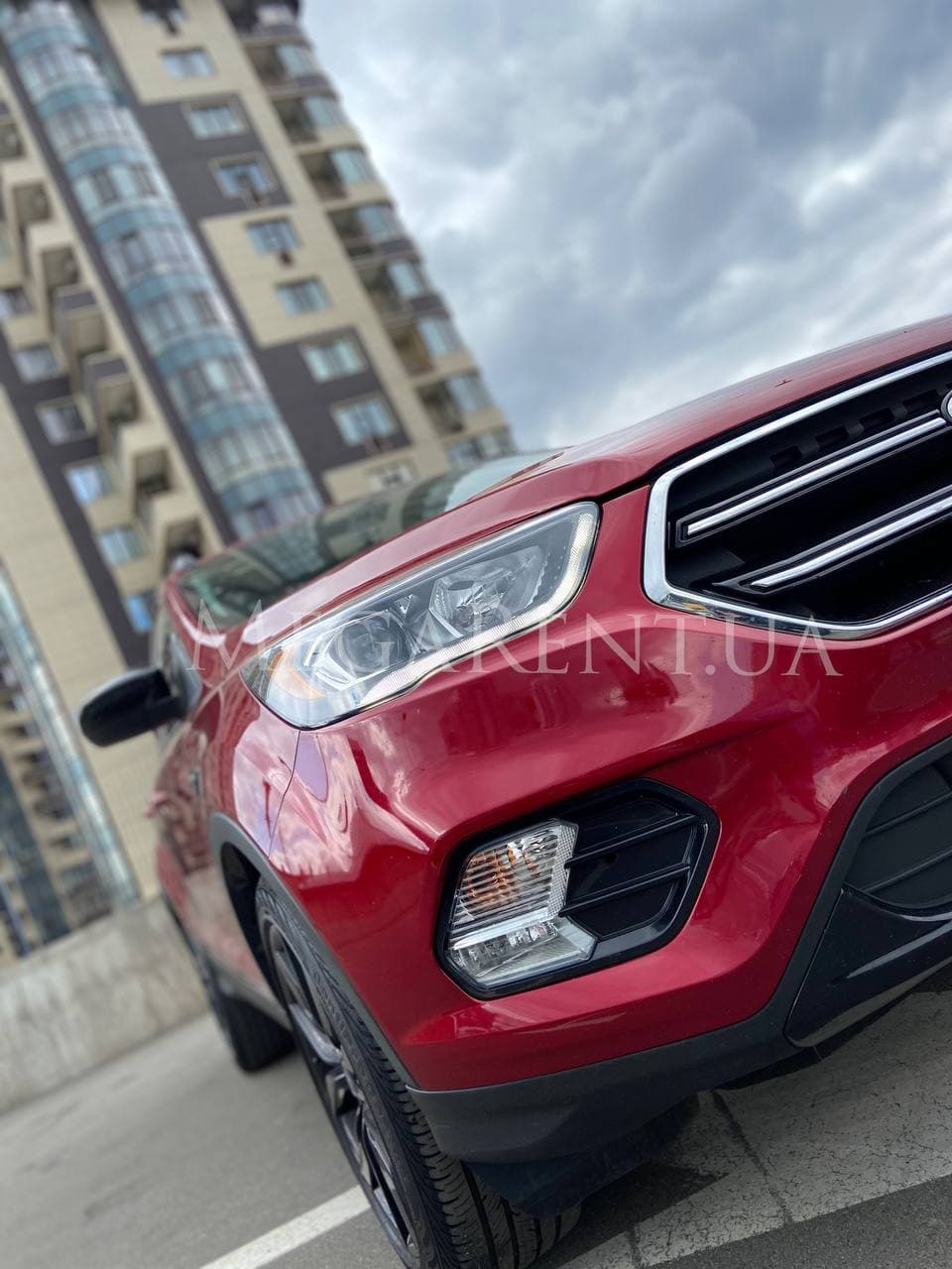 Прокат авто Ford Escape в Киеве - фото 2